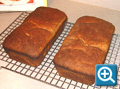 Bread Cooling on Rack