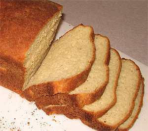 Gluten Free Potato Bread
